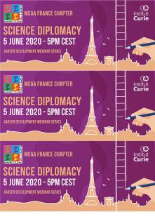 Science diplomacy web